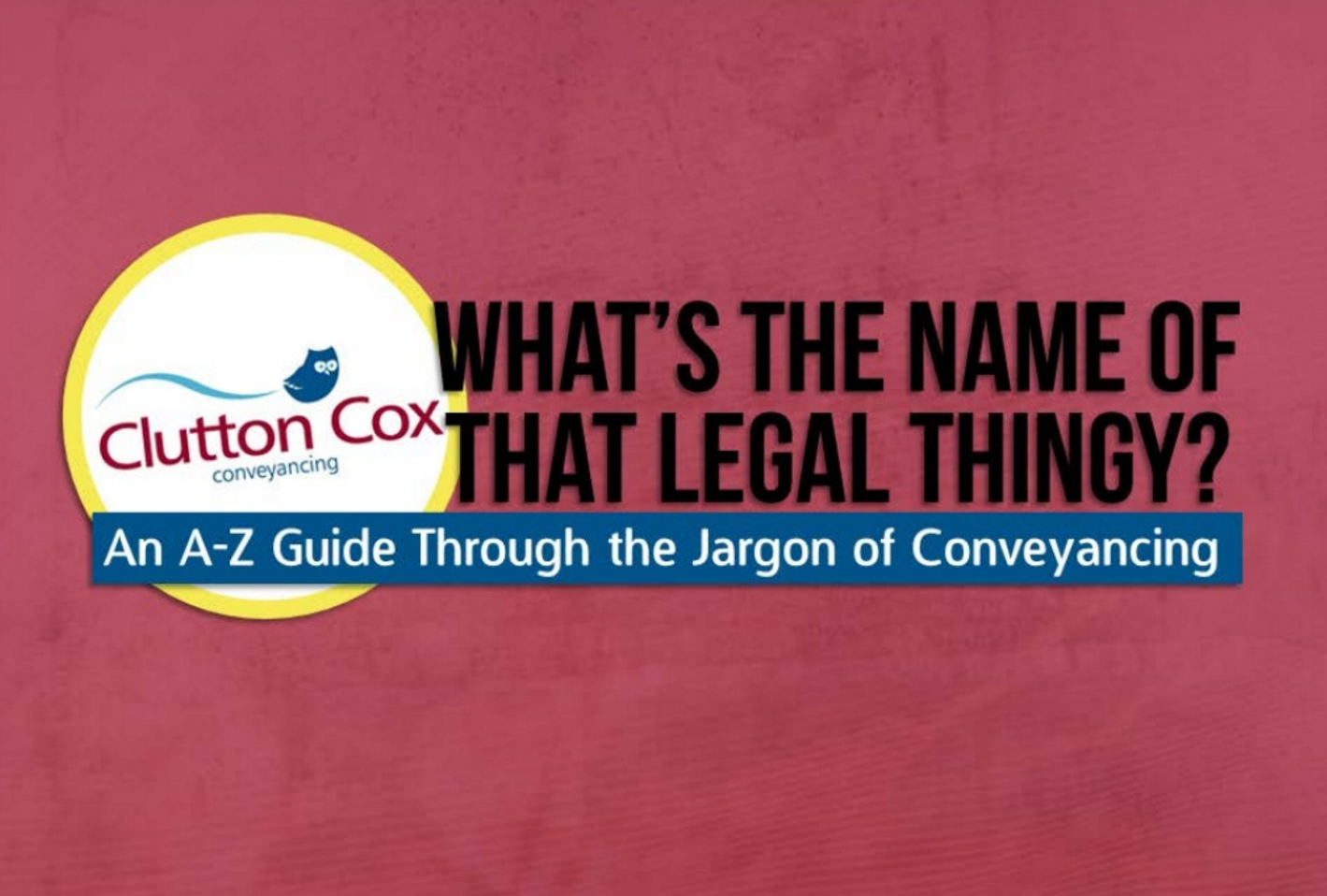 Choosing a conveyancer how hard can it be to choose your conveyancer conveyancing jargon solutioingenieria Image collections