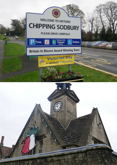 Welcome to Chipping Sodbury